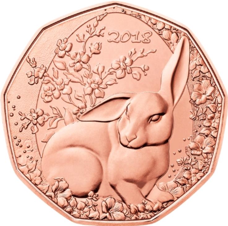 Светящийся попугай, полная серия евробанкнот к ЧМ-2018, пасхальный кролик и другие монеты – изображение 5