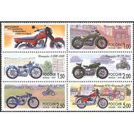 почтовые марки история отечественного мотоцикла